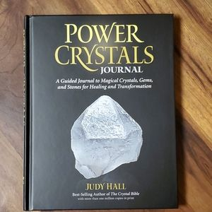 New Power Crystals journal